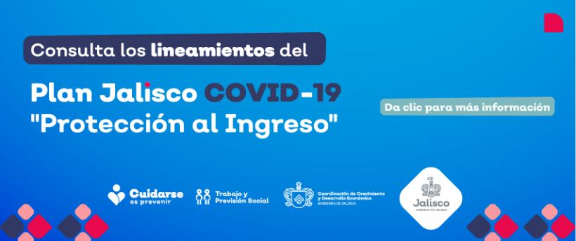 Plan Jalisco COVID-19