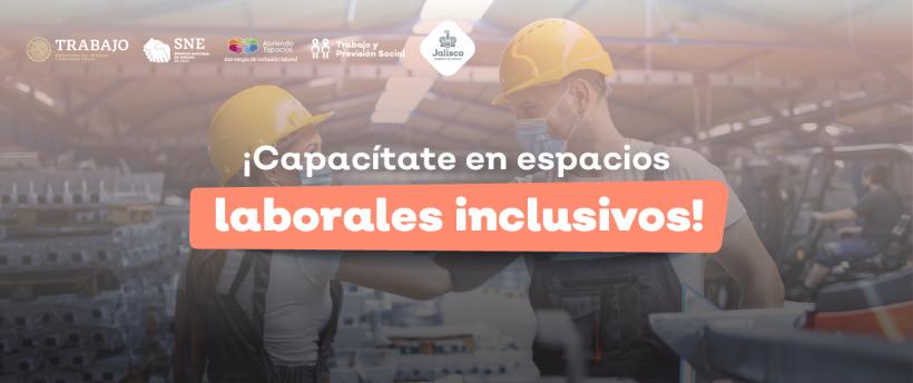 Capacitate en espacios laborales inclusivos